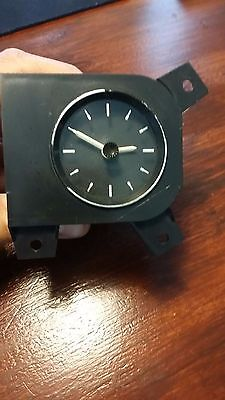 VR VS Holden Commodore Statesman Genuine Dash Clock AND WIRING  Black 92052496