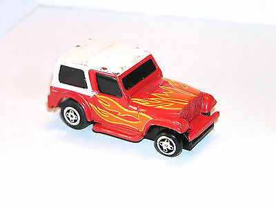 Vintage Ideal BLASTER Jeep **YELLOW LIGHT SPECIAL**