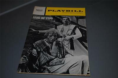 Two By Two Broadway Original Playbill Imperial Theatre Danny Kaye 1971 HTF Retro