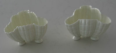 Royal Worchester Shell baskets