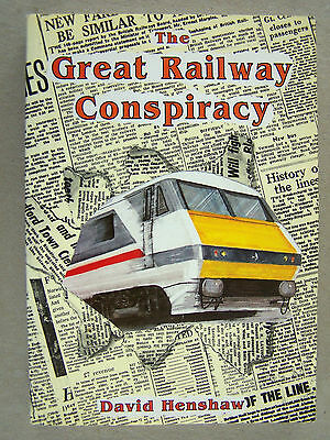 """the Great Railway Conspiracy."" British Trains Book."