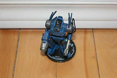 Viktor Hannan Zeus Unique Mech Mechwarrior Stormhammers Faction