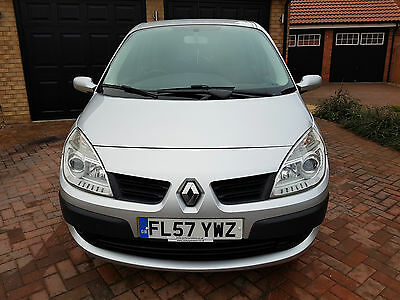 2007 (57) Renault Scenic Authentique 1.5dci with 76k miles