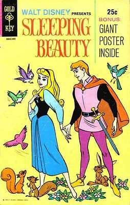 Sleeping Beauty (1970 series) #1 in Very Fine - condition. FREE bag/board
