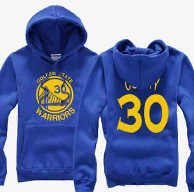 Steph Stephen Curry Durant Kids Boys Youth Jersey Sweatshirt Hoodie Golden State