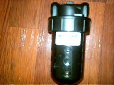 1/4 Inch Airline Filter For Moisture , Dirt , And Scale