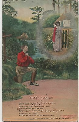 POSTCARD SONG  CARDS  Eileen  Alannah  (2)