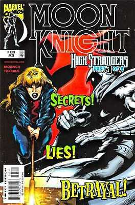 Moon Knight (1999 series) #3 in Near Mint condition. FREE bag/board