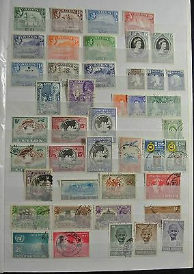 Lot 26752 Collection stamps of British Commonwealth.