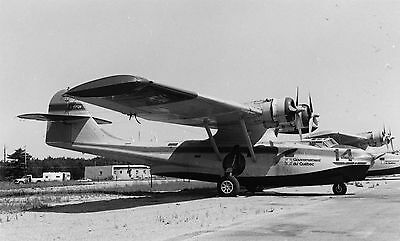 Gouvernement du Quebec, Canadian Vickers PBV-1A Canso, C-FPQM; original photo