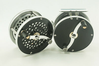 "ZYZ Classic Fly Fishing  Reel 31/2"" 7/9wt  Click Pawl Drag"