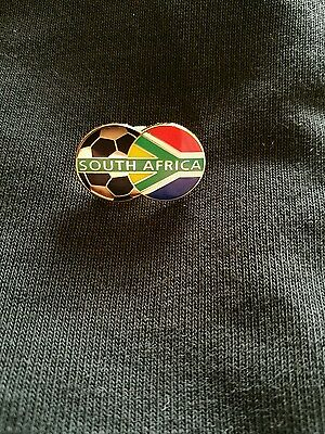 South Africa national team. football. pin badge