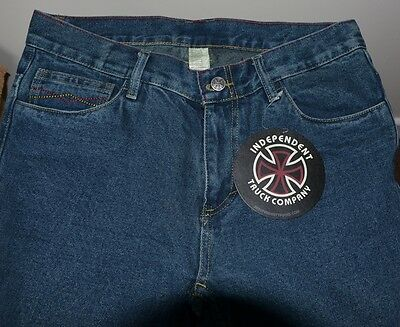 Independent Truck Man Jeans 32 ( DC Shoes, VOLCOM, DICKIES, Etnies )