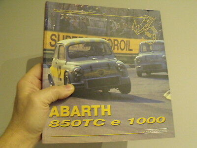 Fiat  Abarth 850TC and  1000 -racing cars