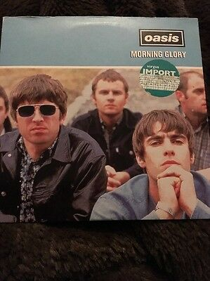 Oasis Morning Glory - Virgin Import Creation Records