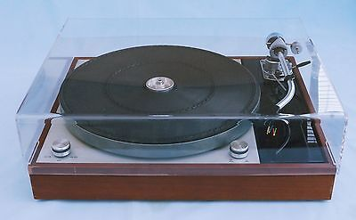 Thorens Td150 Acrylic Lid & Support Hinge By Audio Classique