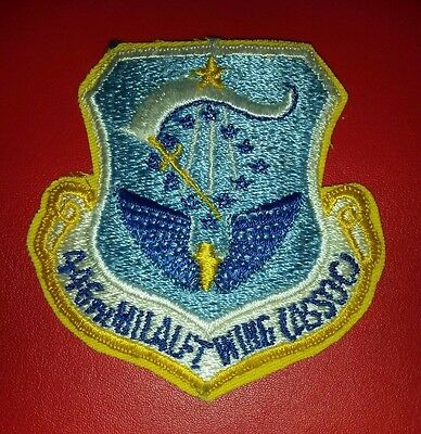 USAF 446th Military Airlift Wing (Associate) Patch