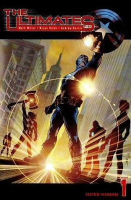 The Ultimates #1-8  Marvel Comics Unread  NM+Bagged Boarded
