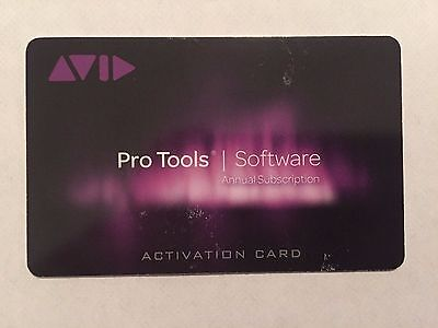 Pro Tools 12 Software 1 Year Annual Subscription