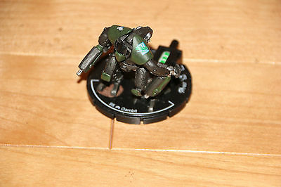 Clan Jade Falcon Gambit Mechwarrior Clix figure