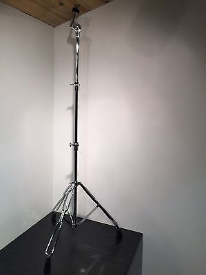 Double Braced Straight Cymbal Stand - Excellent! - Bargain!