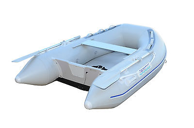 7.5' inflatable dinghy boat with high pressure Air Floor Lightweight