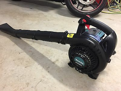 Makita Bhx2500 Petrol Blower 4 Stroke As New Immaculate Condition