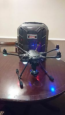 Yuneec Typhoon H Drone + Hard Case + Extra Batteries + ND Filters