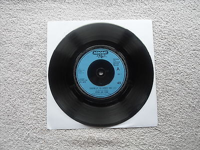 """Byrne And Bown Dancing At The Rubber Ring Acrobat Records Uk 7"""" Vinyl Single"""