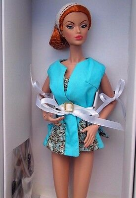 Victoire Roux Doll Sous Les Tropiques Fashion Royalty Articulated Only 600 NRFB