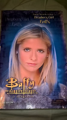 "Buffy the vampire slayer 12"" figure by Sideshow collectibles"