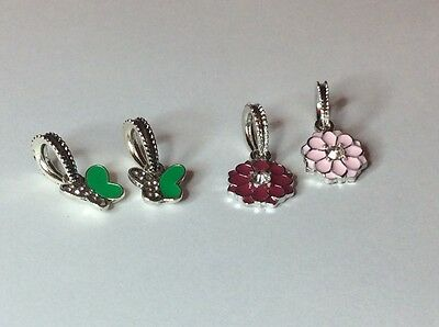Bundle  Of Four Pendents For Necklaces.