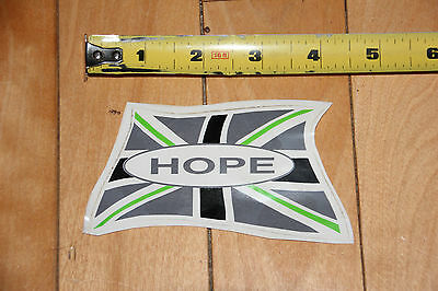 New Hope Flag Large Bicycle Sticker Decal for Road Mountain Bikes