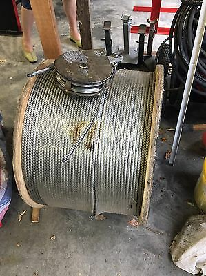 10mm 316 Stainless Steel Cable 7 X 19