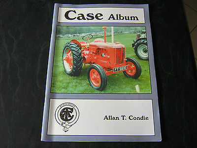 case album by allan t condie tracter reference guide for case tractors