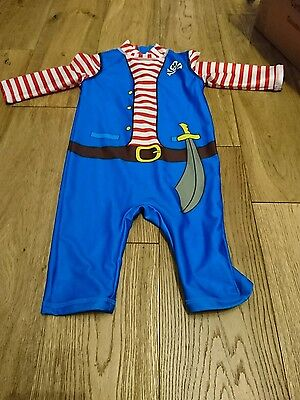 Boys 2-3 years swim outfit