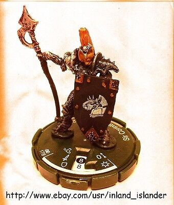 Mage Knight Unlimited LE #178 Sir Corinth MINT