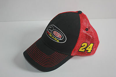 Hendrick Jeff Gordon DuPONT 20 Years Victory Lane Hat NASCAR Homestead 2012 WIN