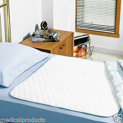12 NEW BED PADS REUSABLE UNDERPADS 23x36 HOSPITAL GRADE INCONTINENCE WASHABLE