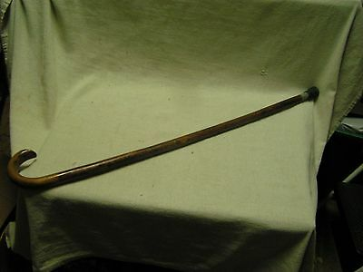 Antique Wooden Walking Cane Approx. 33 Inches Tall Walking Stick