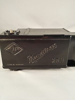 Vintage Agfa Rondinax 35 U Developing Tank Made in Germany.       H