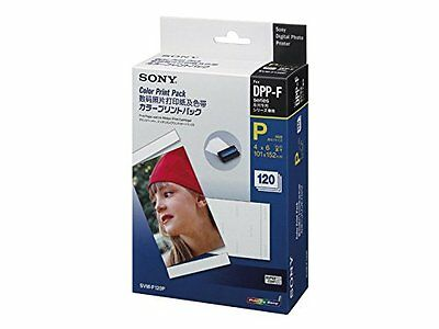 SONY color print pack (KG 120 sheets size) SVM-F120P