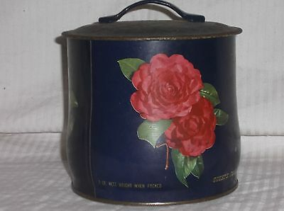 Old Vintage Guest's Biscuit Tin Caddy