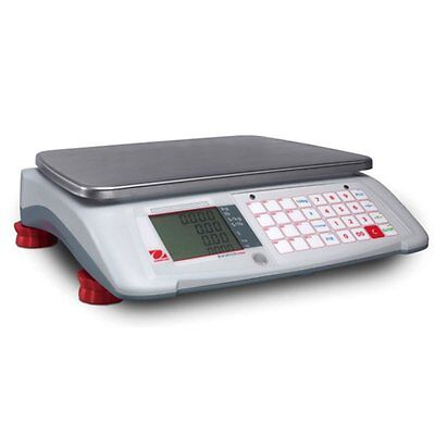 OHAUS Aviator 7000 Price Computing Scale - A71P15DNUS, 30 x .01 lb (72248760)