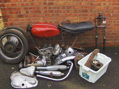 triumph t110 project spares or repair classic