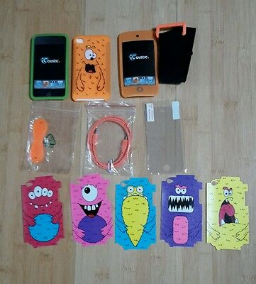 iCoustic iPod Touch Gen 4 accessories