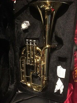 JP 072S Mk11 Eb Tenor Horn In Lacquer