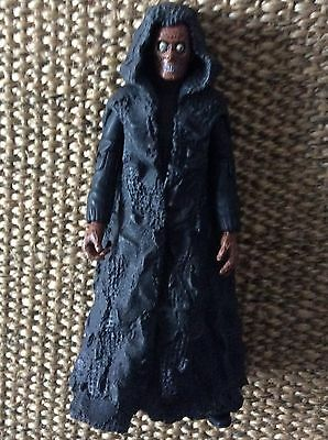 The Master Decaying Dr Who Figure
