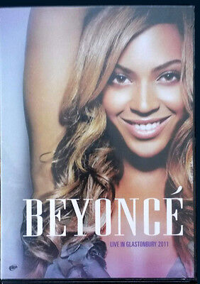 Beyonce Live At Glastonbury 2011 Dvd