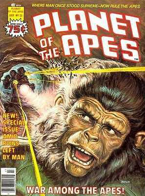 Planet of the Apes (1974 series) #22 in Very Fine + condition. FREE bag/board